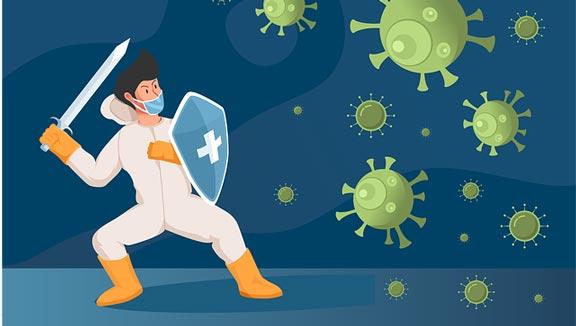 Virus : हमारा शरीर व्हायरस से ऐसे लढता है....